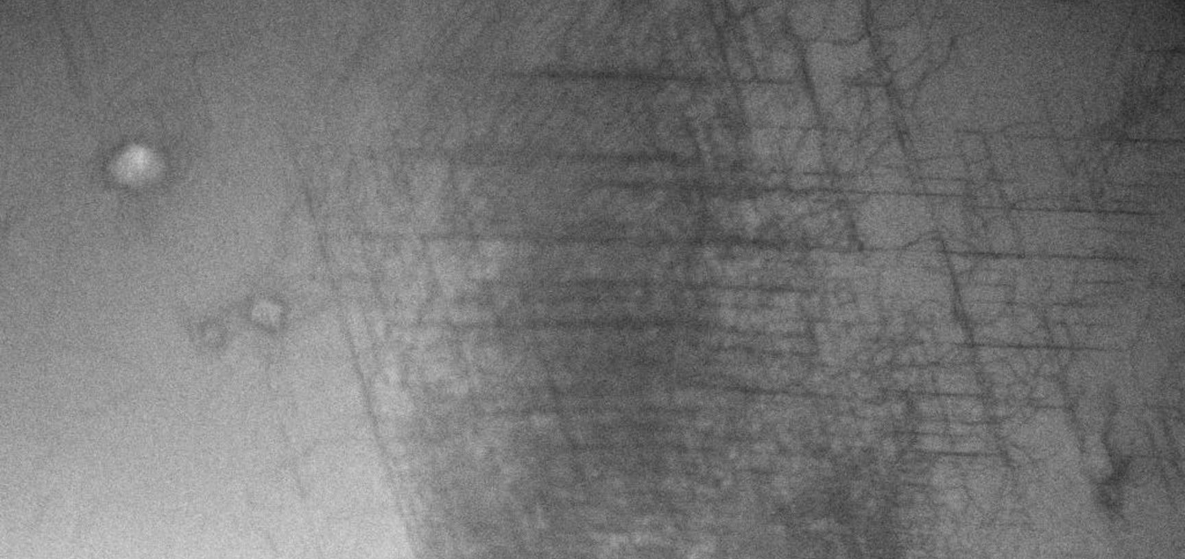 8 defect building under nanoindentation
